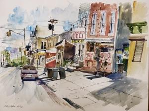 Franky's Deli - Chestnut Avenue
