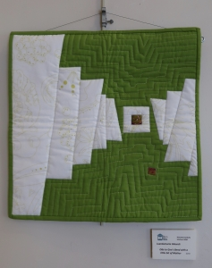 Ode to Gee's Bend with a little bit of MotherJuandamarie GikandiThe Princeton Sankofa Stitchers Modern Quilt Guild