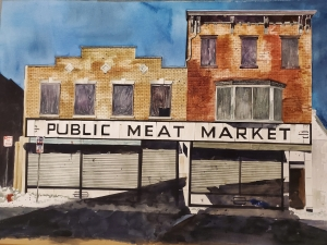 Public Meat Market - N. Clinton Avenue