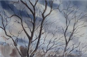 Tom Malloy - Winter Trees