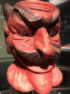Devil Mask 1